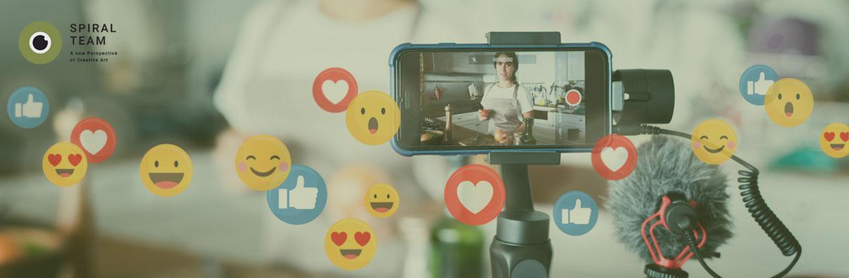 استخدام تولید کننده ی محتوا در شبکه های اجتماعی